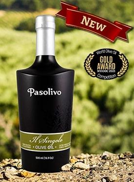 Il Singolo Extra Virgin Olive Oil