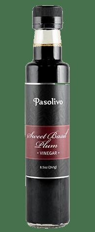 8oz Basil Plum Balsamic