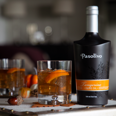 Tangerine Old Fashioned