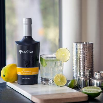Olive Oil Cocktail