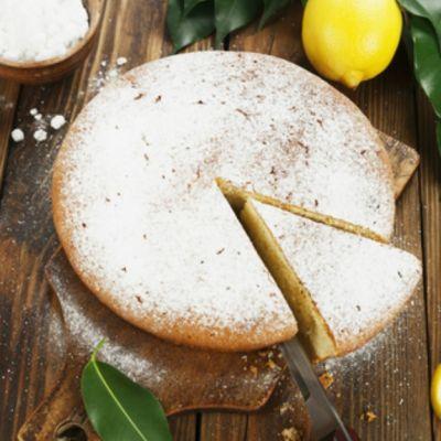 Pasolivo Simple Lemon Cake
