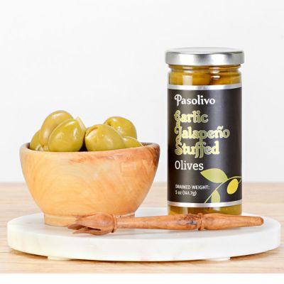 Olive Sampler Set