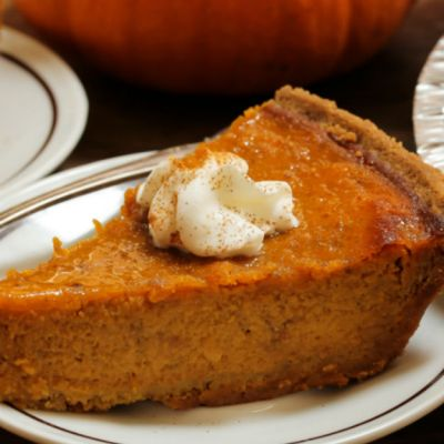 pasolivo pumpkin pie