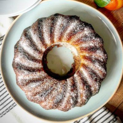 Tuscan Tangerine Cake
