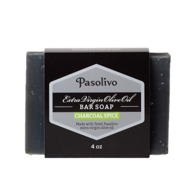 Bar Soap - Charcoal Spice