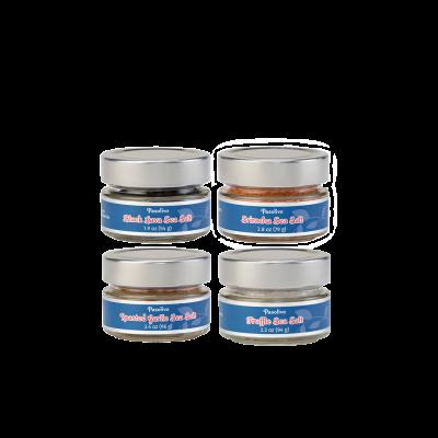 Flavored Salt Starter Set
