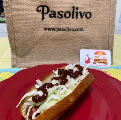 Pasolivo Kitchen Cuisine with Yabba Dabba Dogs