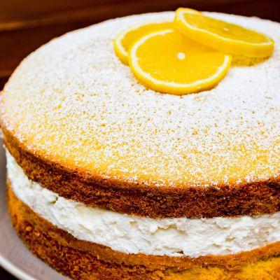 Citrus Olive Oil Roussanne Cake