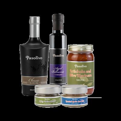 italian essentials glass bottles