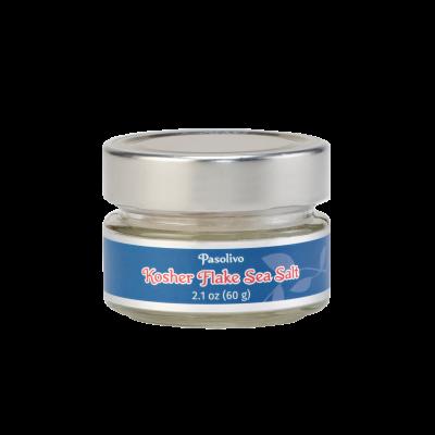 Kosher Salt - 2.1 oz Jar