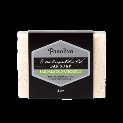 Bar Soap - Sandalwood Patchouli