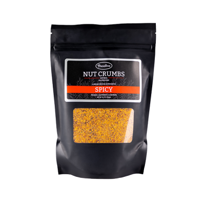 10 oz Spicy nut crumbs