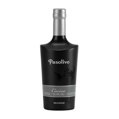 Cucina Extra Virgin Olive Oil glass bottle