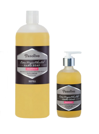 Grapefruit Hand Soap and Hand Soap Refill