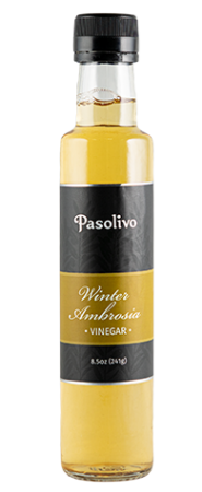 Winter Ambrosia Vinegar