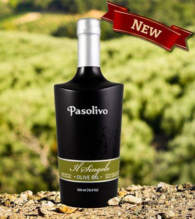Il Singolo Extra Virgin Olive Oil, 500 mL