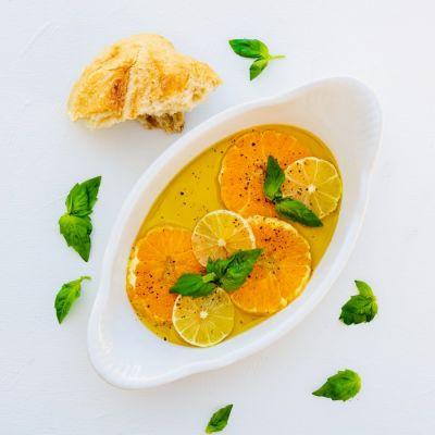 Pasolivo Oranges Recipe | Pasolivo