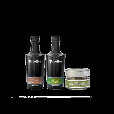 Mini Flavor Trio