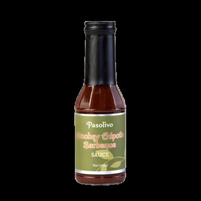 Smokey Chipotle BBQ Sauce