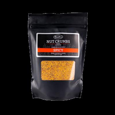 10 oz Spicy nut crumbs