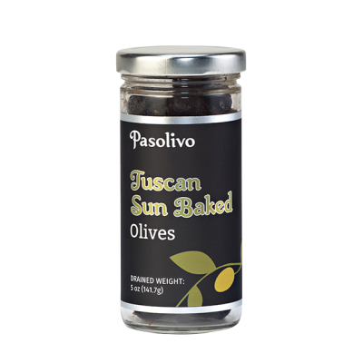 Tuscan Sun-Baked Olives