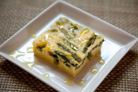 Egg, Asparagus, and Cheese Frittata