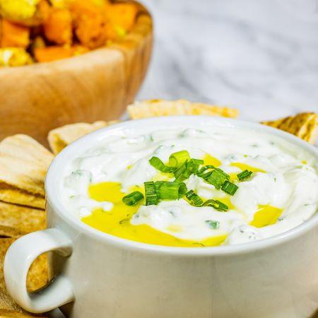Olive Oil Yogurt Sauce Recipe