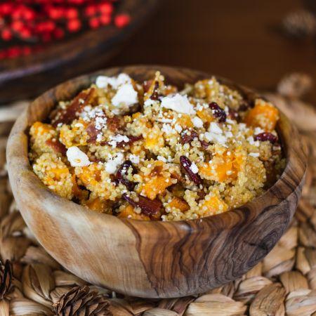 Harvest Quinoa Salad